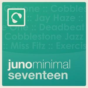 Juno Minimal Podcast 17