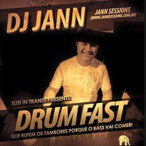 DJ Jann live at DRUM FAST PARTY - Susi in Transe SP - 22-11-2015