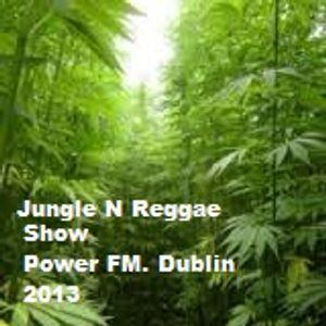 Reggae n' Jungle Show 2013 - Power FM Dublin