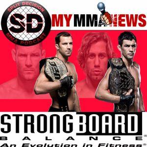 #UFC199 MMA News BJ Rousey Fightpass Nate