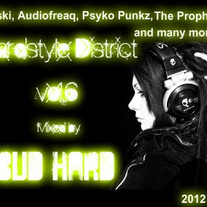 Hardstyle District vol.6 (Complied & Mixed by BuD HarD)