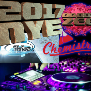 NYE Weekend Promo for Ibiza and Chemistry