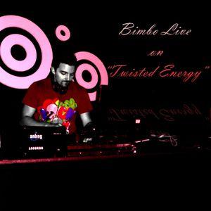 "Bimbo live on ""Twisted Energy"" radio 19.10.2011"