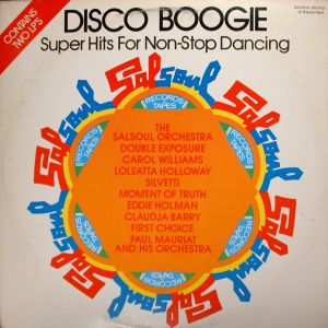 Walter Gibbons/ Tom Moulton Disco Boogie Vol 2