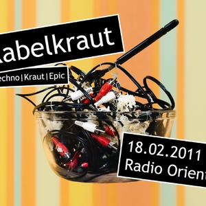 Redlock & Friday Dunard - exklusiver Kavantgarde Kabelkraut-Mix