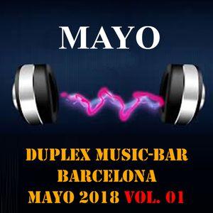 Dj IXMATRIX, DUPLEX Music-bar, Barcelona, Mayo 2018-CD 01