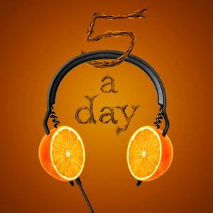 5aday mix 59 - Friday 9th December 2016