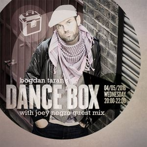 Dance Box - 04 May 2016 feat. Joey Negro guest mix