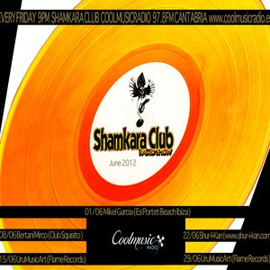 SHAMKARA CLUB UruMusicArt in the mix 15Junio cool music radio