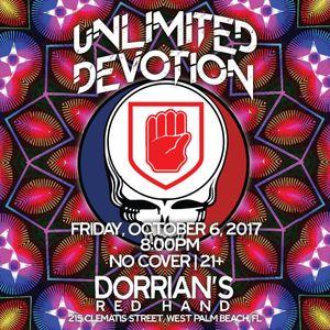 Unlimited Devotion - Live @ Dorrian's Red Hand - Full Set