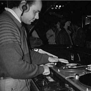 L'ANGELO AZZURRO (Roma) Settembre 1984 - DJ STEFANO TOT