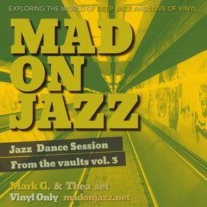 MADONJAZZ: Jazz Dance Session