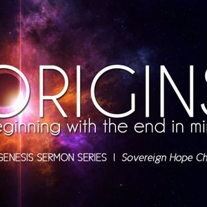 Application Sunday: Genesis 1-2 - Audio