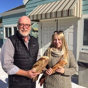 Thankful For Bread--Avery Ruzicka, Manresa Bread