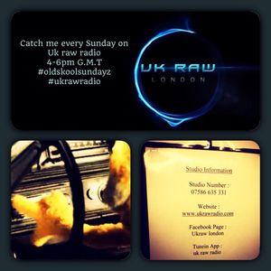DJ J.T.M ON UK RAW LONDON 17/08/14 NU-SKOOL OLD SKOOL SET CLASSIC HARDCORE BEAT'S