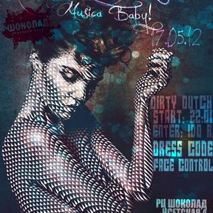 Viva Los Djs - Musica, Baby!  May17