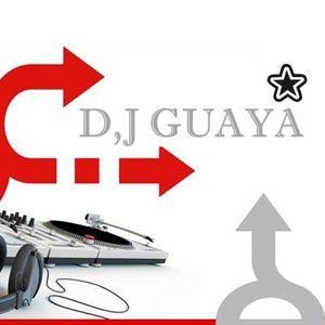 Dj Guaya set directo jueves 05 Julio 2012 Plan B La Laguna Tenerife variado