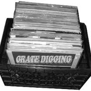 Mr Essjay - Crate Diggin' Bassline (Studio Mix June 2017)