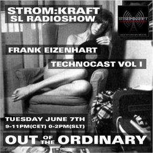 Frank Eizenhart Live @ Out Of The Ordinary Radioshow for Strom Kraft Radio June 7th 2016