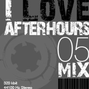 Johnny Haim // I Love Afterhours 05 MIX //