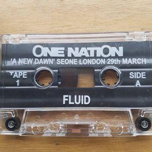 Fluid - One nation - A new dawn 2003