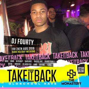 Take It Back Old School Rave Fri 24th August - Promo