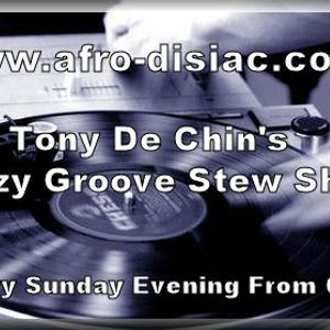 Tony De Chin's Jazzy Groove Stew Show 28th Oct 2012