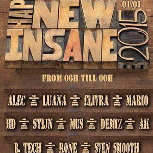 dj HD B2B DEMIZ @ INSANE 01-01-2015 happy insane!!