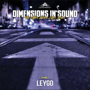 Dimensions In Sound-Volume 1 Leygo