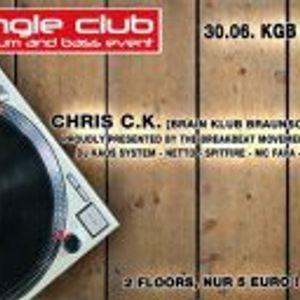 DJ NETTO:Jungle Club Promomix 6/12