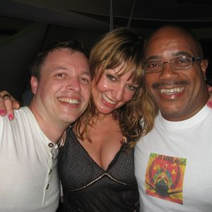 Glenn Thornton & Joey Fabini b2b with live vocals from Diana Waite at the Vocal Booth Weekender
