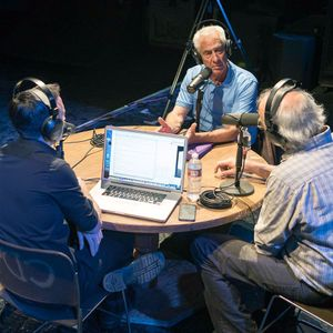 Jim Stern | Onstage with Jim & Tom | 7/21/16