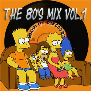 DJ Scooby - The 80s Mix Vol. 1