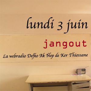 JangOut 3 juin