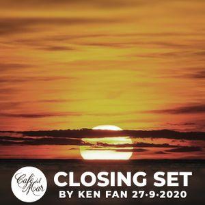 Café del Mar Ibiza Season 2020 Closing Set by Ken Fan (27·9·2020)