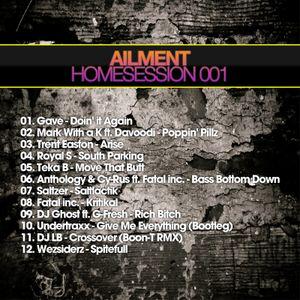 Ailment @ Homesession 001
