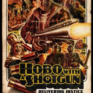 Hobo With A Shotgun The Mix