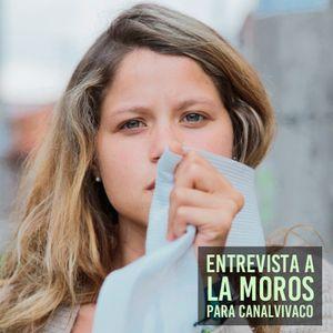 Hablamos con La Moros que nos presentó 'Nadie dice nada'