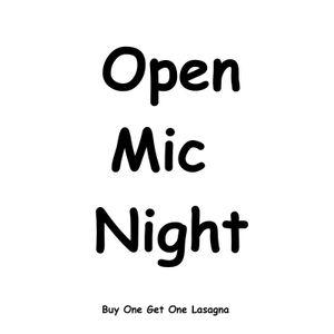 Open Mic Night 8