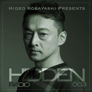 Hidden Radio | 003 | Hideo Kobayashi