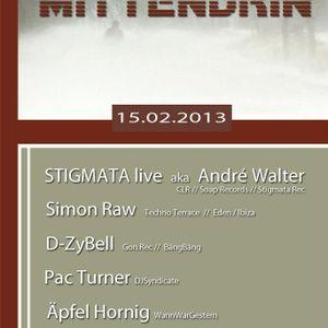 Jim Bean - 2013-02-15 - MITTENDRIN @ M-BIA, Berlin