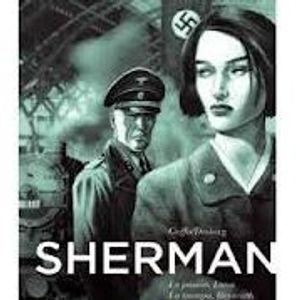 Còmics a LLETRES MIL - Sherman