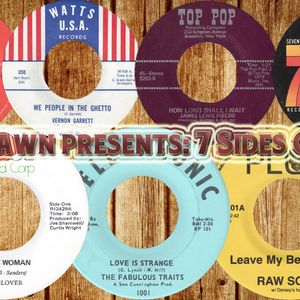 Musicdawn 7 Sides Of Funk - 45's Soul Funk Mix