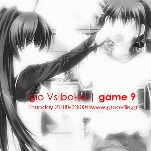 Gio Vs Boko | game 9