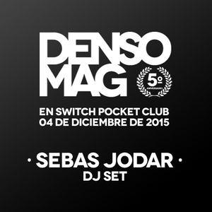 5º ANIVERSARIO DE DENSOMAG EN SWITCH POCKET CLUB