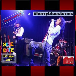 SUNDAY BUBBLE & SQUEAK WITH THE CHERRY BLUESTORMS BAD PENNY OPERA