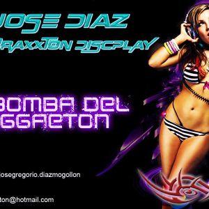 La Bomba del Reggaeton Dj Jose Diaz Braxxton Discplay