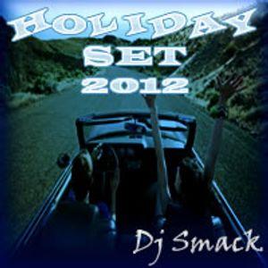 Holiday Set 2012 - DJ Smack