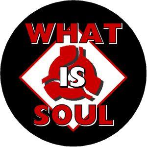 What Is Soul - Shawn Bracebridge Northern & 70s Mix 1