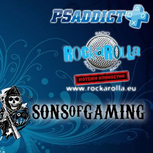 Sons Of Gaming - 11η εκπομπή - Θανάσης Στάικος  19/4/2015